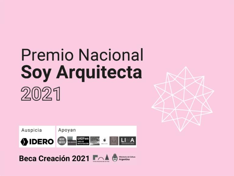Premio Nacional Soy Arquitecta